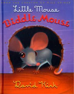 Little Mouse Biddle Mouse