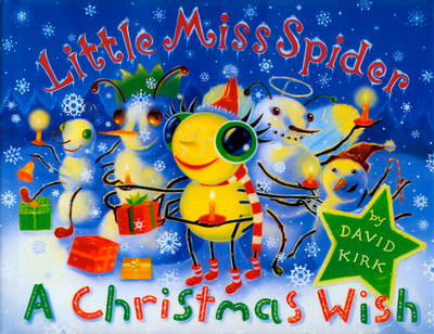 Little Miss Spider A Christmas Wish
