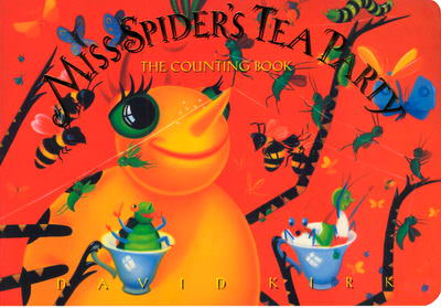 Miss Spider's Tea Party Board Book