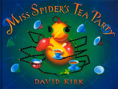 Miss Spiders's Tea Party